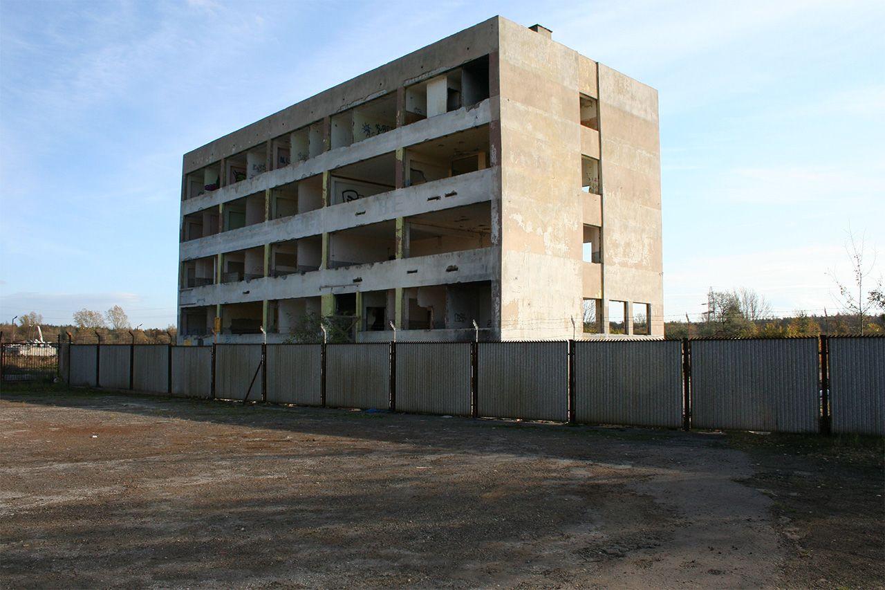 Budynek Benzyl w Skarżysku