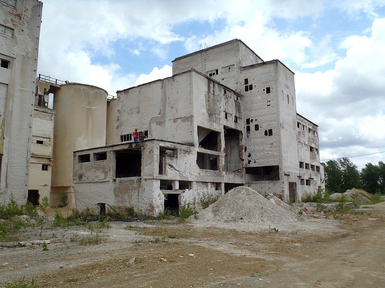 Budynek hydratu